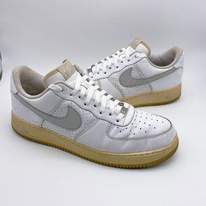 Nike Air Force 1 '07 Low  'Perforated' White